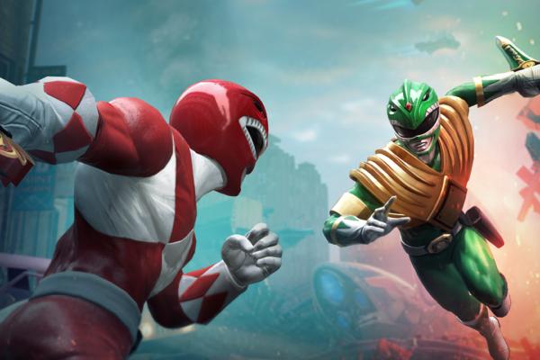 Power Rangers: Battle for the Grid para convertirse en el primer juego de lucha con Cross-Play en 5 plataformas