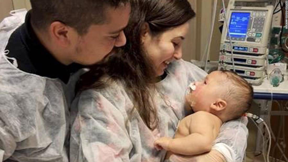 Un niño brasileño de cinco meses experimenta un coronavirus después de 32 días en coma