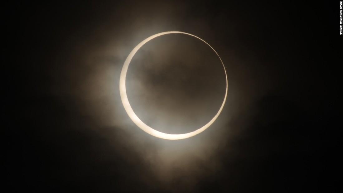 Eclipse Solar 2020: Vea el eclipse solar del domingo en junio