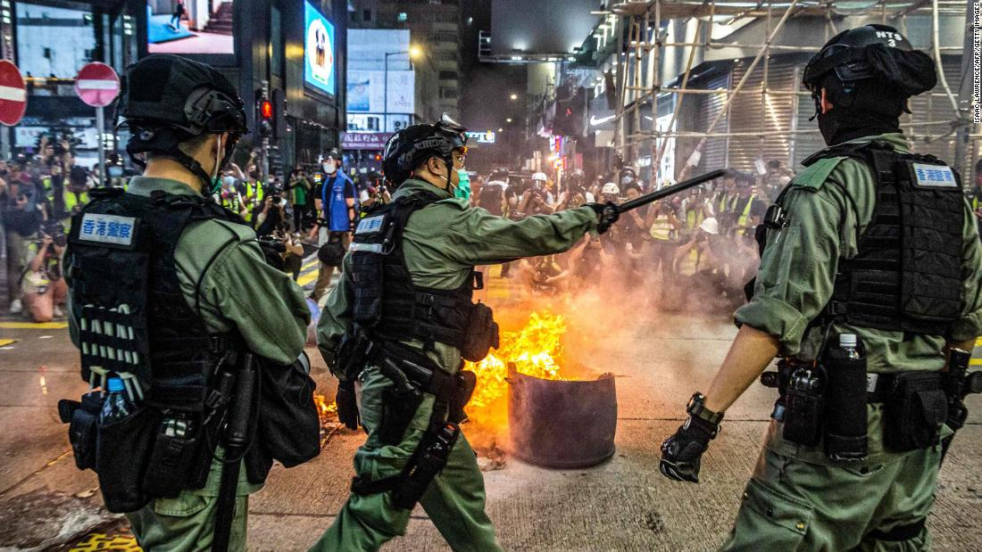 China ha revelado algunos detalles de la ley de seguridad nacional de Hong Kong y puede ser tan mala como temían los críticos