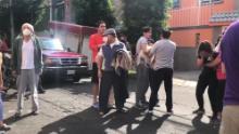 Las evacuaciones en México después del terremoto sacudieron la capital.