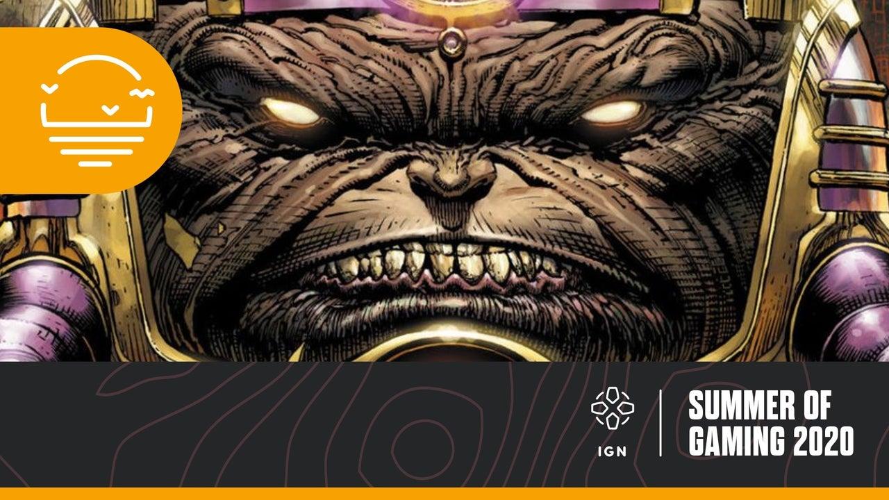 Marvel's Avengers: MODOK confirmado como supervillano principal – IGN Summer of Gaming