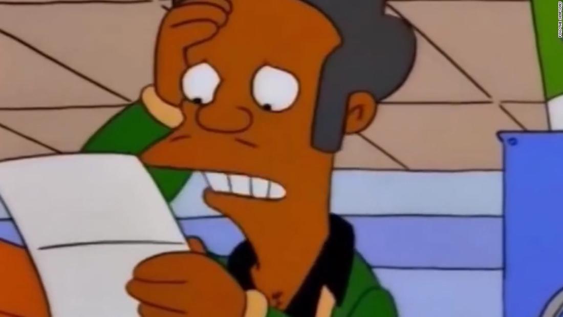 """""""Los Simpson"""" para dejar de usar actores blancos para hablar personajes no blancos"""