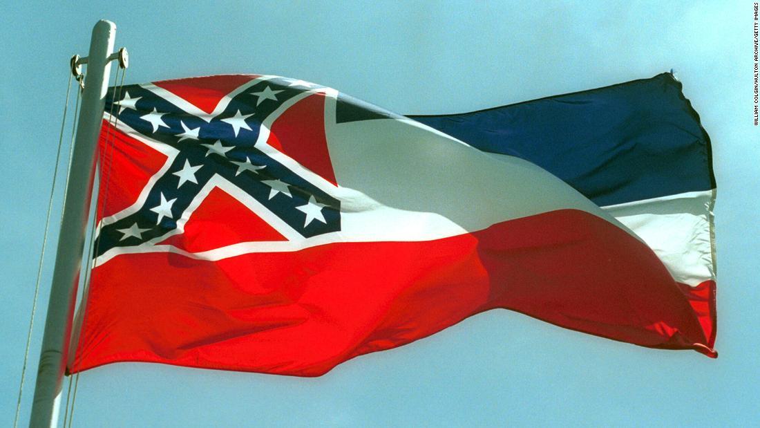 Bandera del estado de Mississippi: la legislatura aprueba un proyecto de ley para cambiar la bandera del estado