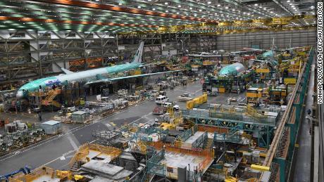 Así son las buenas noticias en la industria de las aerolíneas: los pedidos cancelados de Boeing disminuyeron