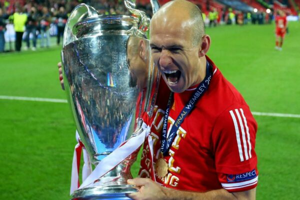 Arjen Robben volverá con el primer club Groningen