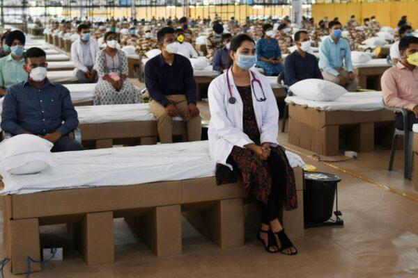 Coronavirus de la India: la nación está abriendo uno de los hospitales más grandes del mundo