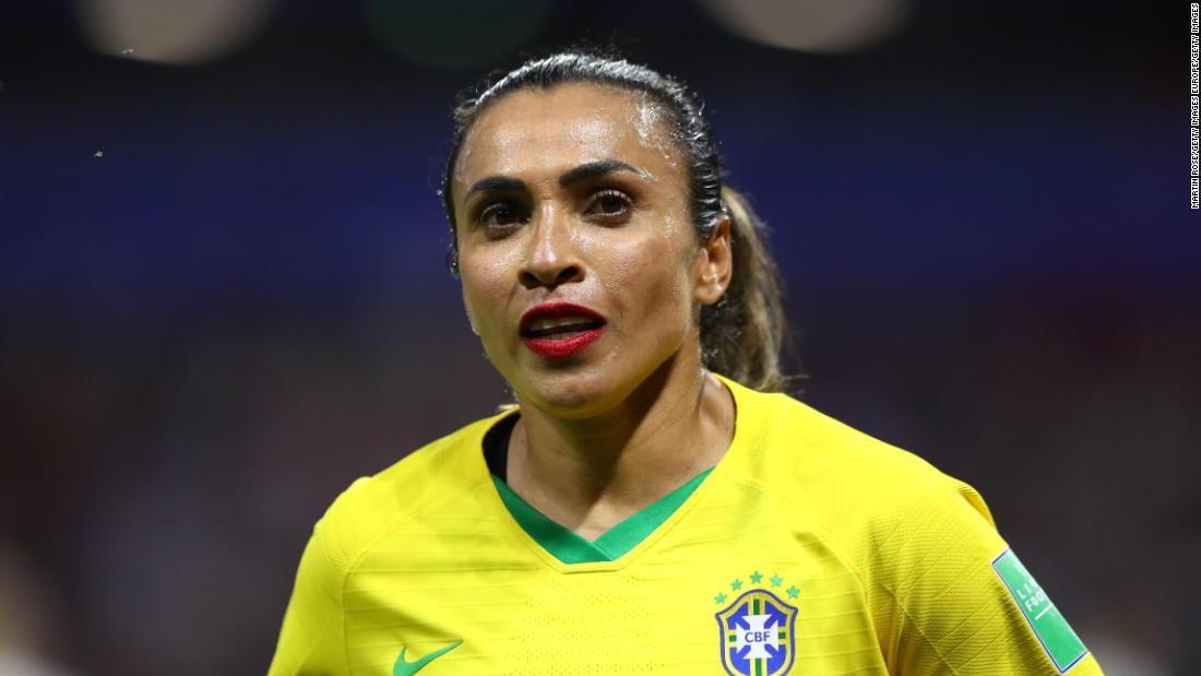 El emotivo discurso de Marta al Campeonato Mundial resuena aún más un año después