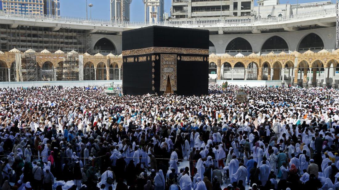Hajj Pilgrimage 2020: Arabia Saudita limita los números