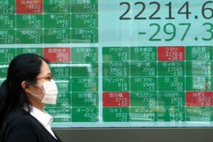 Los mercados asiáticos están cayendo bruscamente porque los casos de coronavirus en los EE. UU. Plantean preocupaciones sobre la recuperación global