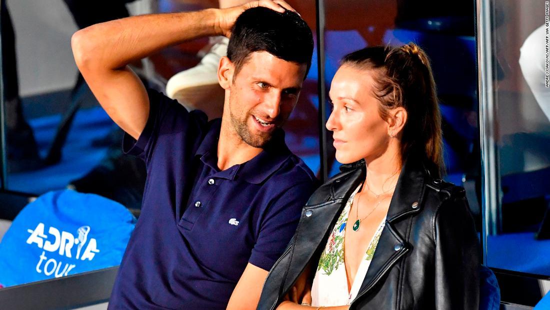Novak Djokovic: una semana para olvidar el número 1 del mundo después de la exhibición de fiasco de tenis