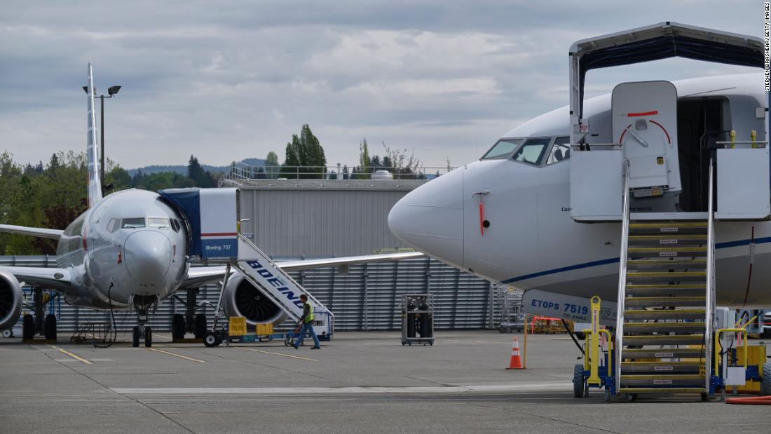 Según la FAA, Boeing puede comenzar vuelos de prueba 737 Max
