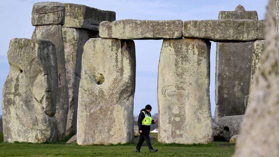 Stonehenge: se descubrió un nuevo círculo prehistórico en el mismo lugar que el famoso monumento