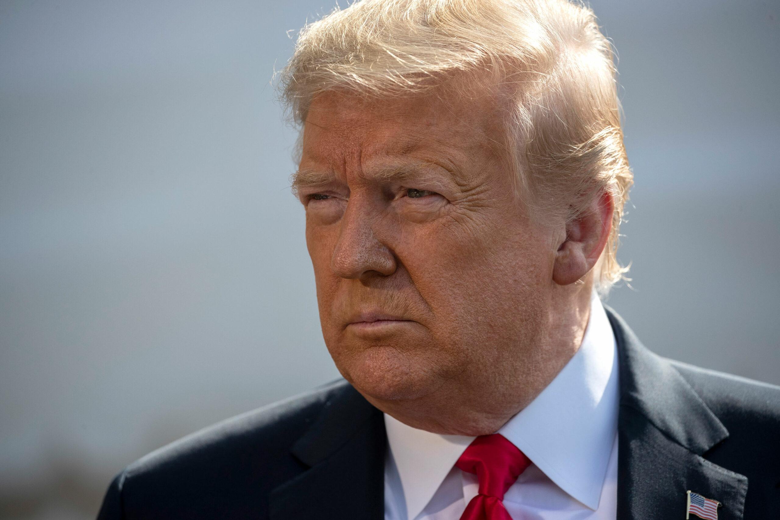 """Trump dice que los estados son """"extremadamente débiles en la protección de su patrimonio y cultura"""""""