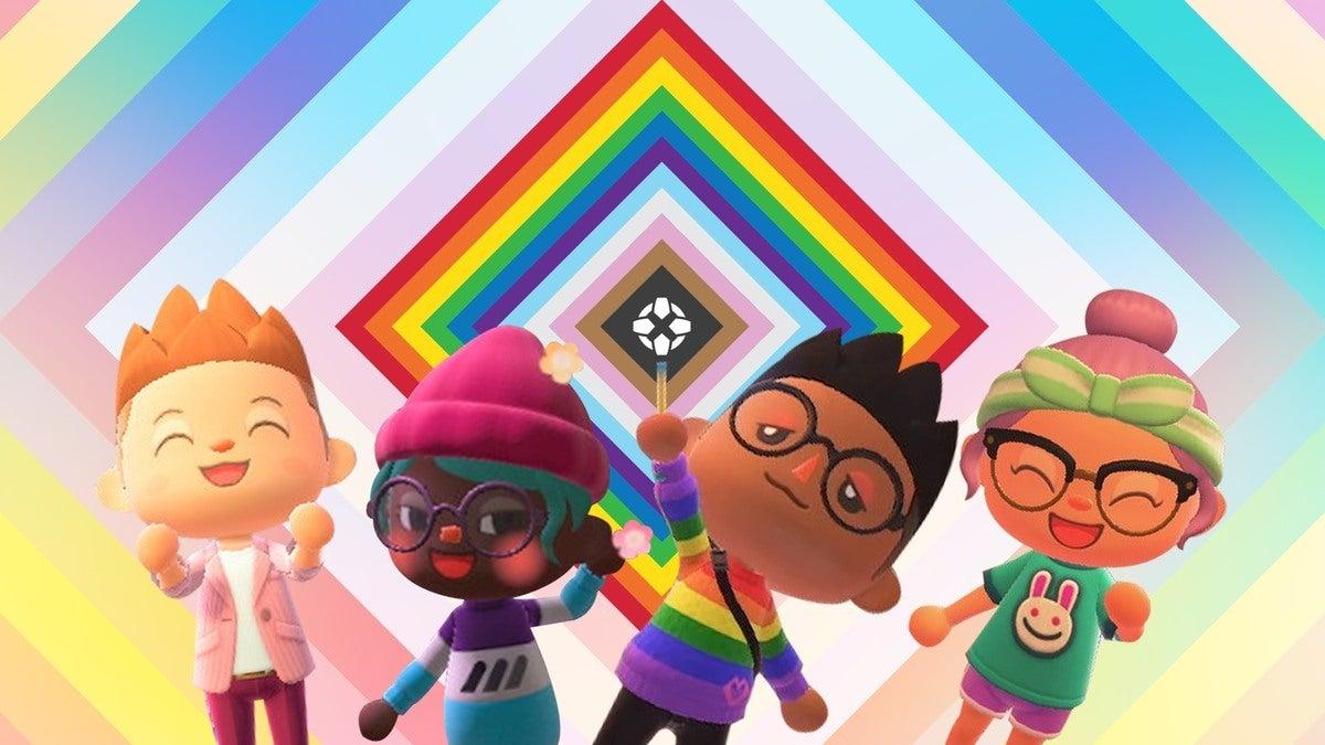 Vea la recaudación de fondos de la transmisión en vivo del Orgullo 2020 del Orgullo 2020 de IGN el 26 de junio